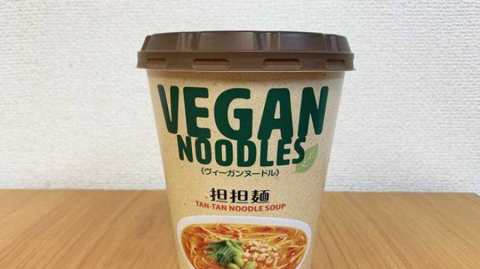 Tak Perlu Susah Cari Restoran Vegan, Mie Instan Bagi Vegetarian Kini Telah Tersedia