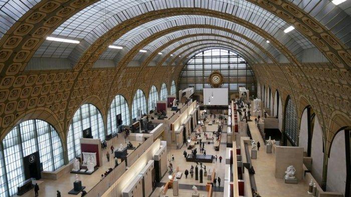 Setelah 6 Bulan Tutup Akibat Covid 19, Museum Musee d'Orsay Paris Akan Kembali Dibuka