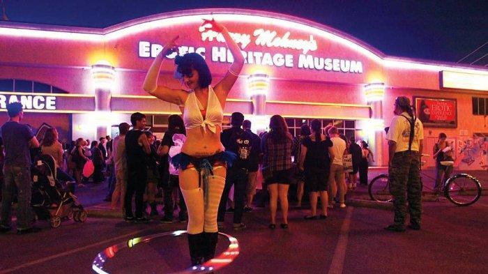 7 Museum Erotis di Dunia, Red Light Secrets di Belanda Paling Populer