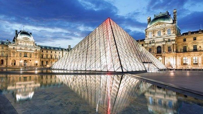 Manfaatkan Waktu Tutup Selama Pandemi, Museum Louvre Lakukan Renovasi