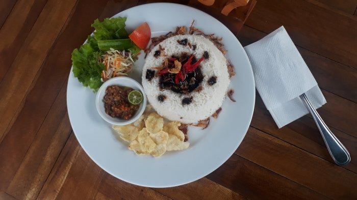 Sekul Jemblung, Makanan Ala Bangsawan yang Jadi Favorit di Resto Wangi