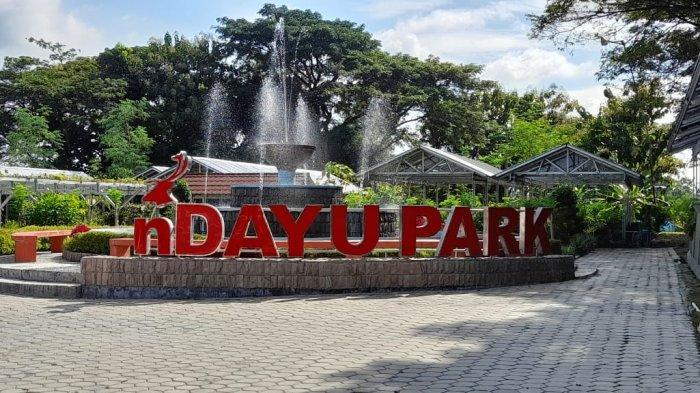 Dihantam Pandemi Covid-19, Pengunjung di Ndayu Park Anjlok