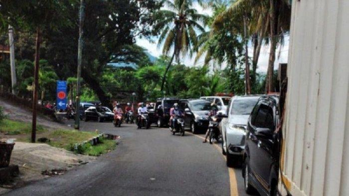 PSBB Tak Maksimal, Tempat Wisata di Sukabumi Ini Tetap Diserbu Wisatawan