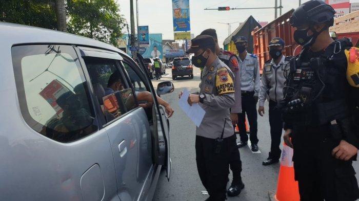 Tak Bawa Hasil Swab, Ratusan Kendaraan yang Masuk Klaten Diminta Putar Balik