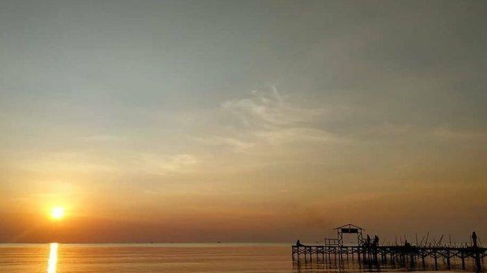 Wisata ke Pantai Glagah Wangi Istambul, Lihat Sunset hingga Menyusuri Hutan Mangrove
