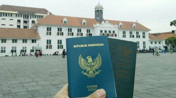 Pelayanan Paspor Kembali Dibuka Saat New Normal,Hanya Layani Keperluan Penting
