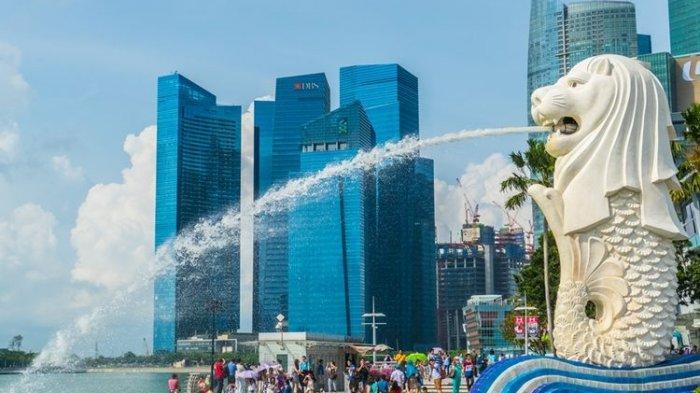 Mulai 6 November 2020, Wisatawan China Mulai Bisa Berkunjung ke Singapura