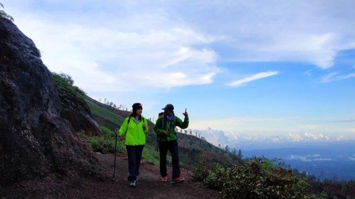 Hadapi New Normal, Pemandu Wisata Gunung Kini Wajib Tingkatkan Kompetensi