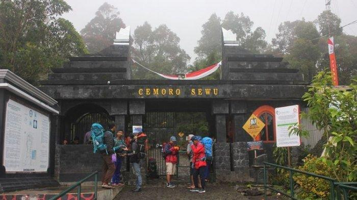 Akhir Pekan Ini, 200 Pendaki Naik Gunung Lawu Lewat Pos Cemoro Kandang