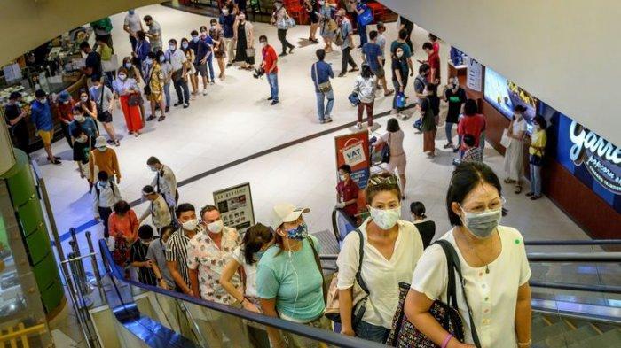 Usai Lockdown Dilonggarkan, Mal di Thailand Kini Kembali Dibuka