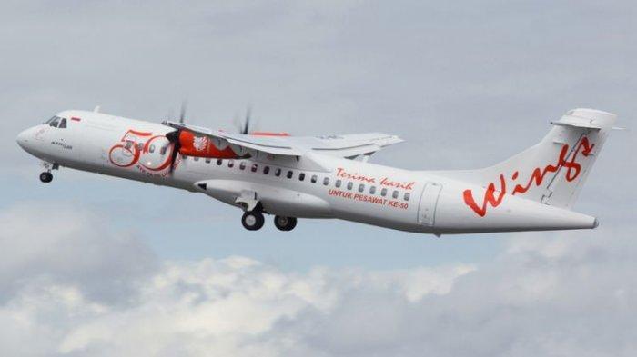 Wings Air Buka Rute Kupang-Ruteng