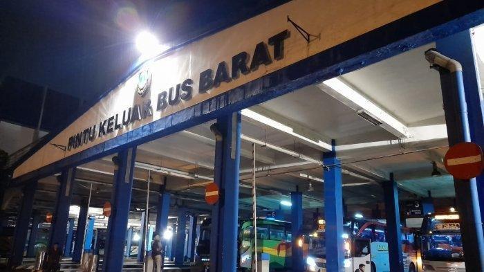Biasanya Panen Penumpang, Lebaran Tahun Ini Bus Sugeng Rahayu Pilih Masuk Kandang