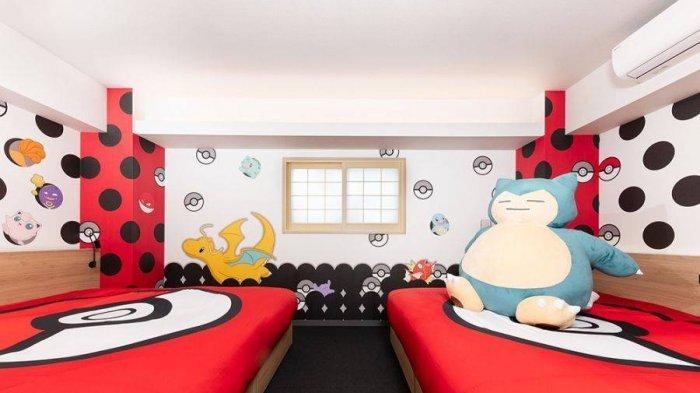 Pika-Pika! Hotel Bertema Pokemon di Jepang Ini Tawarkan Sensasi Menginap di Dalam Poke Ball