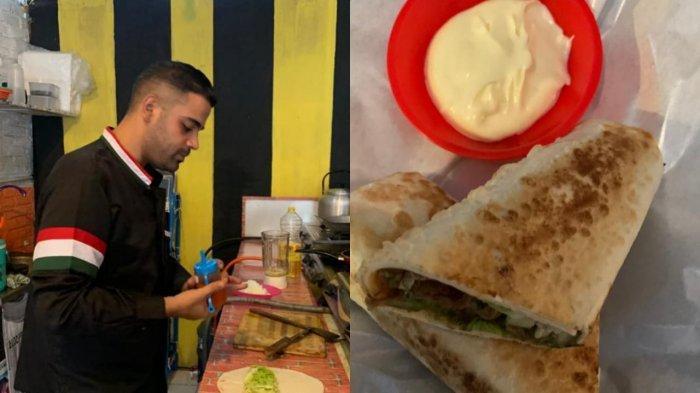 Pria Palestina ini Beberkan Perjuangannya Jual Makanan Timur Tengah, Kendala Bahasa Jadi yang Utama