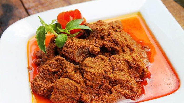 7 Fakta Unik Rendang, Hidangan Khas Minang yang Jadi Makanan Terlezat di Dunia