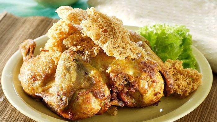 Resep Ayam Goreng Kremes Rebon, Menu Makanan Enak Untuk Buka Puasa