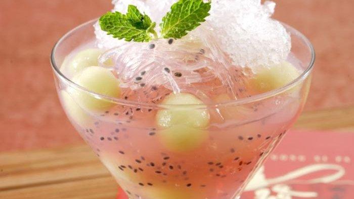 Resep Es Sarang Burung, Minuman Spesial Untuk Berbuka Puasa