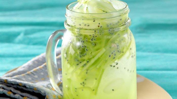 Resep Es Timun Lontar, Minuman Dingin Spesial yang Cocok Untuk Buka Puasa