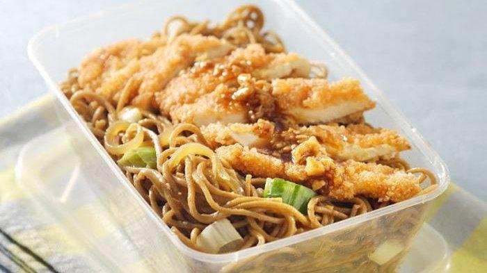 Resep Fried Soba with Chicken, Makanan Enak Cocok Untuk Sahur atau Sarapan Besok