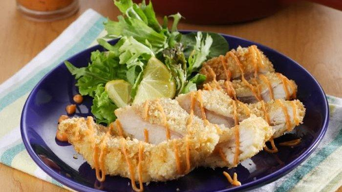 Resep Kakap Goreng Panir, Menu Olahan Ikan Dengan Rasa yang Mewah