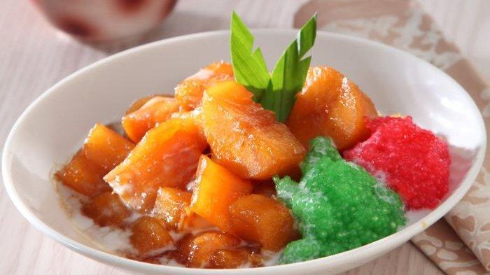 Resep Kolak Singkong Karamel, Menu Tradisional yang Pas Untuk Menu Sarapan Di Akhir Pekan