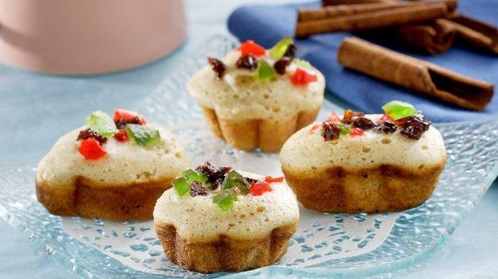 Resep Kue Cubit Kayu Manis Fruit Mix, Sajian Tradisional Ini Bisa Dimasak Bareng Si Kecil