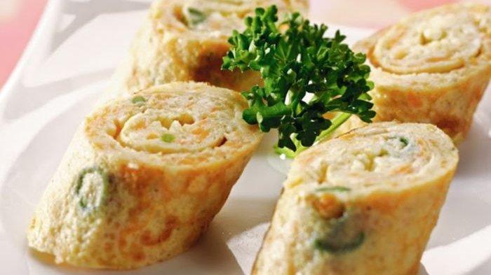 Resep Mixed Veggie Omelette, Kreasi Telur Untuk Menu Sarapan