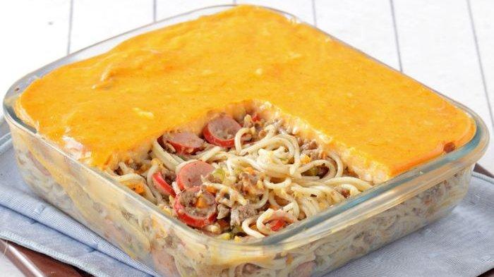 Resep Spageti Panggang Keju Pedas, Menu Praktis Untuk Disajikan Saat Berbuka