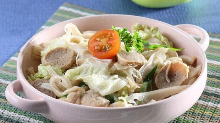 Resep Tumis Sawi Putih Jamur, Menu Sahur Rumahan Dengan Rasa Ala Restoran