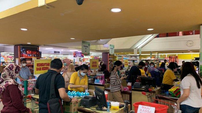 H-3 Jelang Ramadan, Pengunjung Sami Luwes Naik Hingga 70%, Borong Belanjaan Untuk Persiapan Puasa