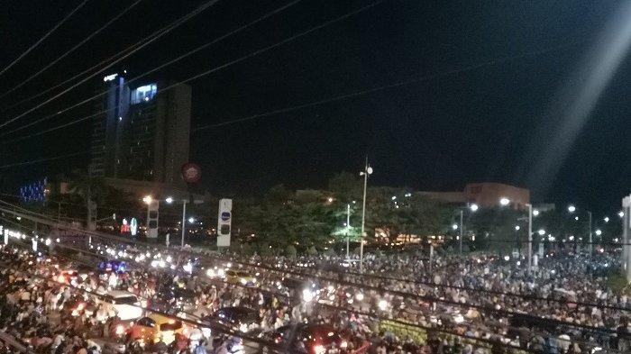 Catat! Jalan Ir. Soekarno dan Jalan Veteran di Sukoharjo akan Ditutup saat Malam Tahun Baru