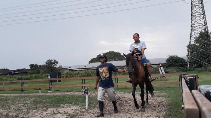 Tak Perlu Jauh-Jauh, di Solo BerkudaWisatawan Bisa Rekreasi Hingga Berlatih Menaiki Kuda