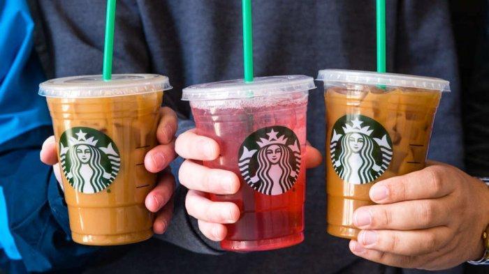 Bukan Small, Medium atau Large, Kenapa Gelas Starbucks Berukuran Tall, Grande, dan Venti?