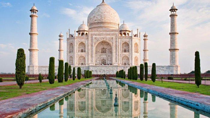 Akibat Covid-19, Penutupan Taj Mahal di India Diperpanjang Hingga 30 Mei 2021