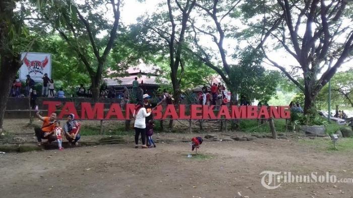Taman Balekambang Akan Direvitalisasi, Pengelola UPT Berharap Pengunjung Bisa Naik Signifikan