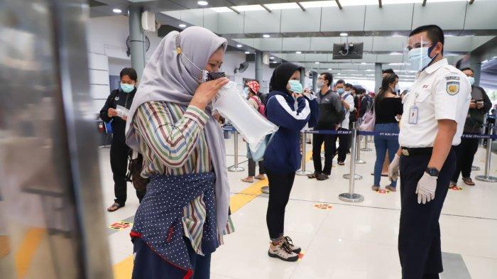 GeNose Kini Diujicoba di Stasiun Solo Balapan, Penumpang Rogoh Kocek Rp 20 Ribu, Berlaku 3 Hari