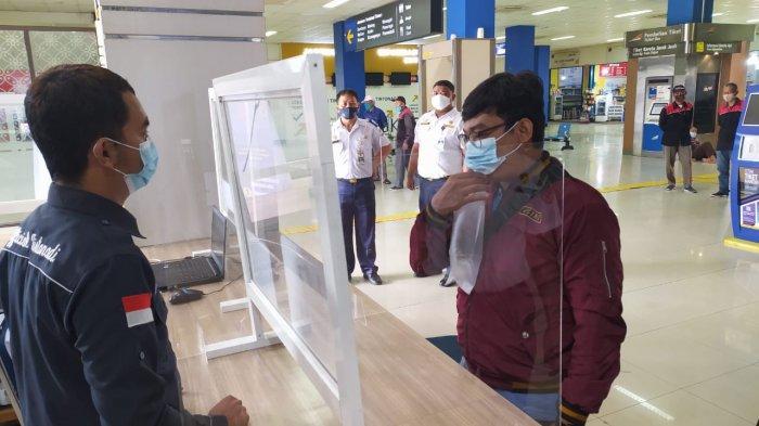 Cegah Penyebaran Covid-19, Terminal Tirtonadi Lakukan Tes GeNose Sampai 12 Mei 2021