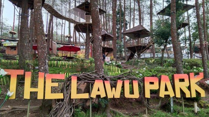 The Lawu Park : Wisata Alam di Tawangmangu yang Tawarkan Suasana Dingin Pegunungan