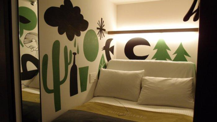 Traveling ke Jepang? Coba Menginap di Hotel kapsul Shibuya Ini, Dilengkapi Dengan Bir Gratis