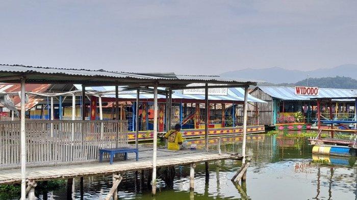 Revitalisasi Rowo Jombor Dimulai Tahun Ini, Pelaku Wisata Diimbau Pindah Secara Bertahap