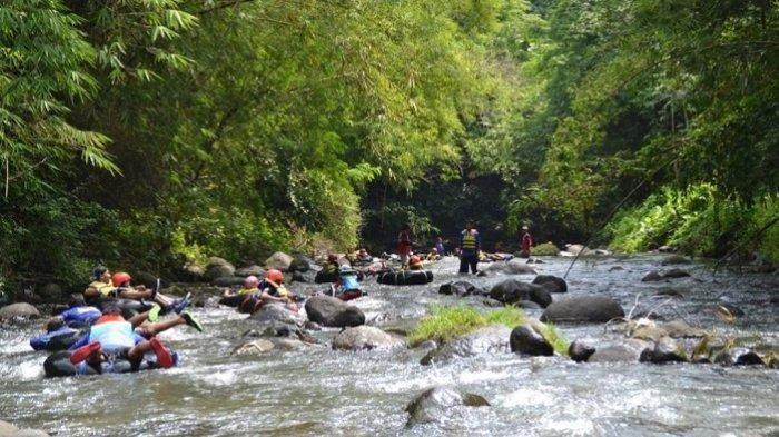 Daftar Harga Tiket Masuk River Tubing Watu Kapu Klaten, Lengkap Jam Buka dan Fasilitas