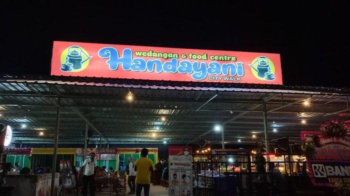 Tampung UMKM Kuliner di Sukoharjo, Food Centre Handayani Sediakan Ratusan Menu