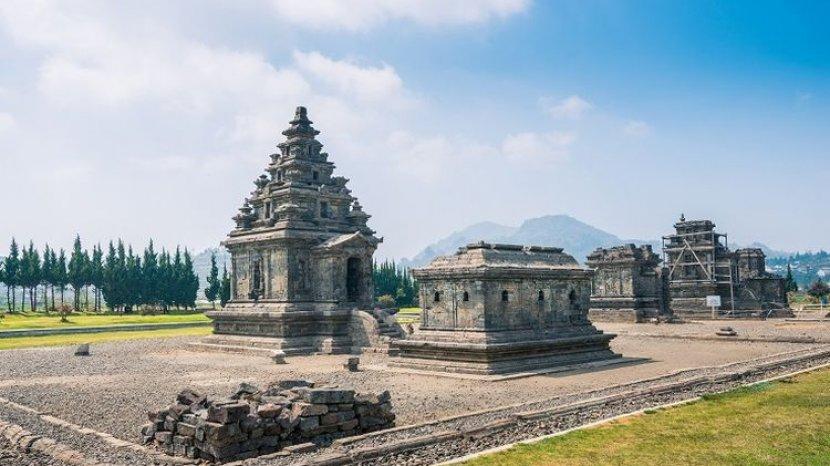 PPKM Diberlakukan, Obyek Wisata Candi Arjuna di Banjarnegara Tutup hingga 2 Juli 2021