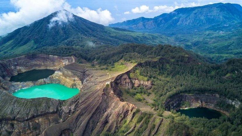 Kasus Covid-19 Melonjak Naik, Wisata Danau Kelimutu di NTT akan Tutup Selama 14 Hari