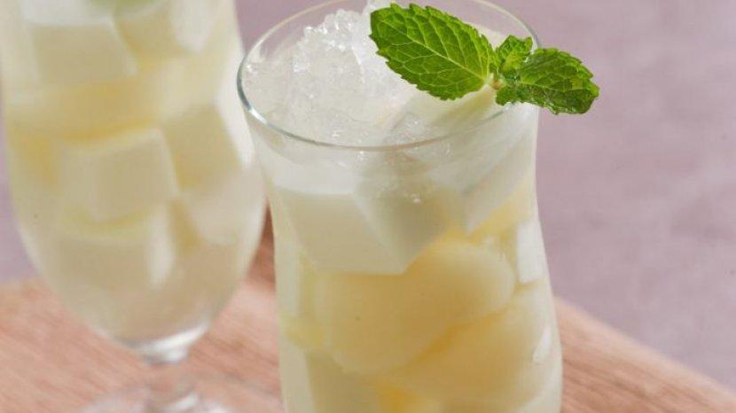 Resep Es Rambutan, Cocok Diminum Saat Cuaca Terik