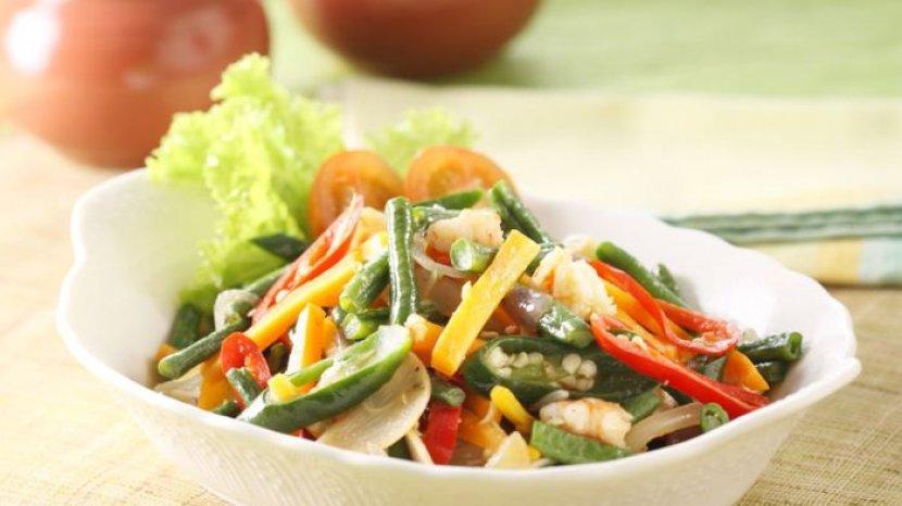 Resep Kacang Panjang Tumis Wortel, Menu Sederhana Untuk Makan Bersama Keluarga