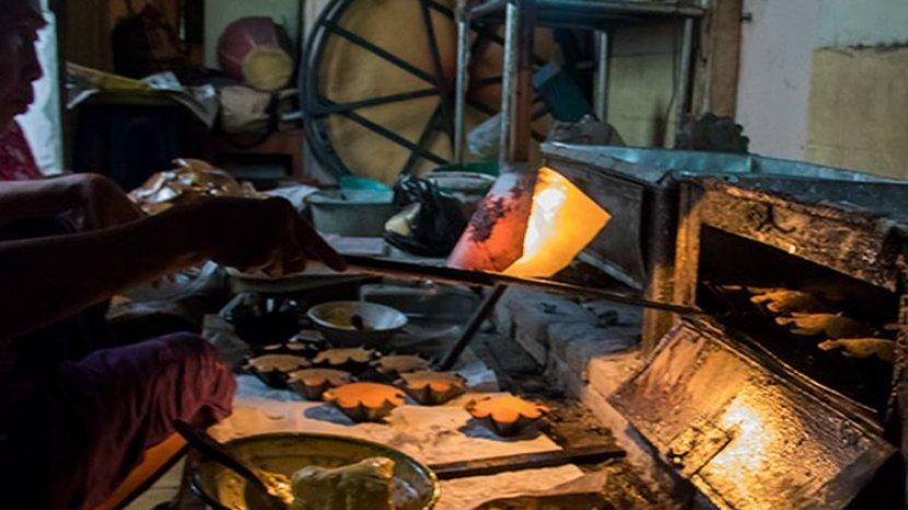 Menikmati Kuliner Roti Kembang Waru, Kuliner Mewah Zaman Mataram Islam di Yogyakarta