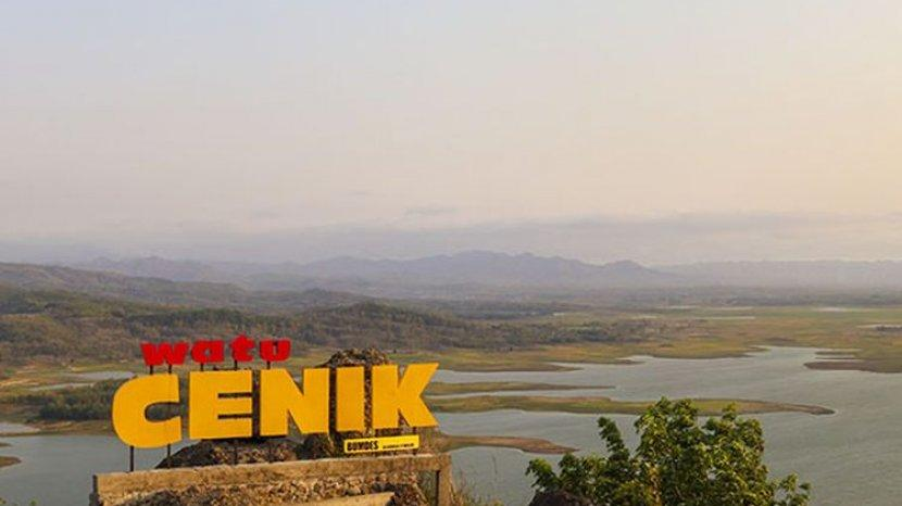 Watu Cenik, Spot Asyik Menikmati Wonogiri dari Ketinggian