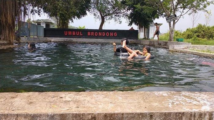 Umbul Brondong: Tempat Wisata Air yang Populer di Klaten