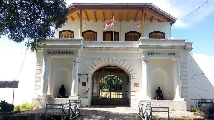 Mengenal Sejarah Benteng Vastenberg Penanda Kekuasaan Belanda Di Surakarta